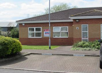 Thumbnail Office to let in Unit 9 Stephenson Court, Brunel Park, Newark, Nottinghamshire
