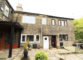 Thumbnail 2 bed terraced house for sale in Catherine Slack, Queensbury, Bradford