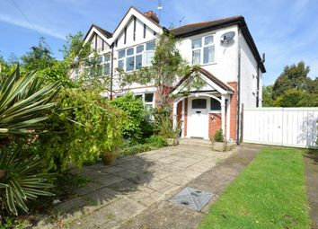 Thumbnail 3 bedroom semi-detached house for sale in Lancaster Gardens, Kingston Upon Thames
