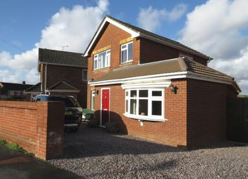 Thumbnail 4 bed detached house for sale in Richlans Road, Hedge End, Southampton