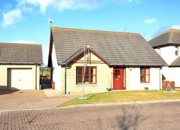 Thumbnail 2 bed detached bungalow for sale in Cheves Circle, Longside, Peterhead, Aberdeenshire