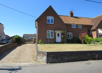 Thumbnail 4 bed semi-detached house for sale in Beccles Road, Bungay
