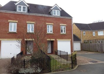 Thumbnail 4 bed town house for sale in The Pasture, Bradley Stoke, Bristol