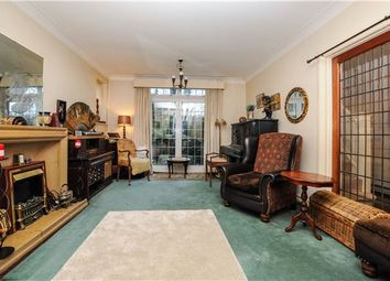 Thumbnail 3 bed detached house for sale in Hereward Avenue, Purley, Surrey
