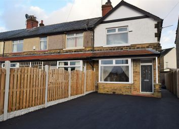 Thumbnail 3 bedroom end terrace house for sale in Harbour Crescent, Wibsey, Bradford