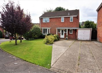 Thumbnail 4 bedroom detached house for sale in Melfort Drive, Leighton Buzzard