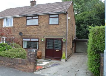Thumbnail 3 bed semi-detached house for sale in Rishworth Rise, Shaw, Oldham