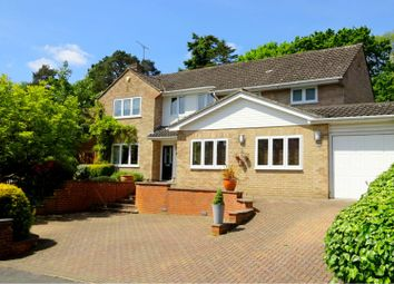 5 bed detached house for sale in Elsenwood Crescent, Camberley GU15