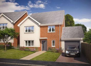 Thumbnail 4 bed detached house for sale in The Walmer Saxon Way, Kingsteignton, Newton Abbot
