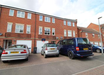 Thumbnail 3 bedroom town house for sale in Bude Road, Chruchward, Swindon