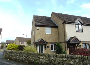 Thumbnail 1 bed end terrace house to rent in Laburnum Close, Darley Dale, Matlock