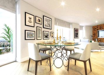 Thumbnail 2 bed flat for sale in Cambridge Road, London