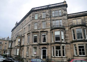 Thumbnail 2 bed flat to rent in 2 (1F) Glencairn Crescent, Edinburgh