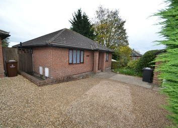 Thumbnail 4 bed detached bungalow to rent in Howe Close, Colchester, Essex