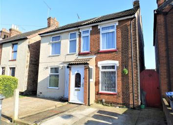 3 bed semi-detached house for sale in Parliament Road, Ipswich IP4