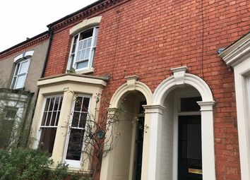 Thumbnail 2 bedroom terraced house to rent in Oliver Street, Northampton
