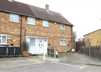Thumbnail 3 bed end terrace house for sale in Grove Road West, Enfield
