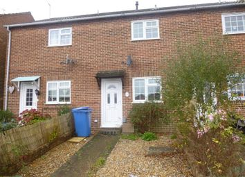 Thumbnail 2 bed terraced house to rent in St Benedicts Close, Aldershot, Hampshire