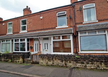 Thumbnail 3 bed terraced house for sale in Mayfield Road, Carlton, Nottingham