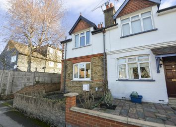Thumbnail 2 bed end terrace house for sale in Middle Lane, Epsom, Surrey.
