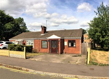 Thumbnail 2 bed bungalow for sale in Moreton Street, Cannock