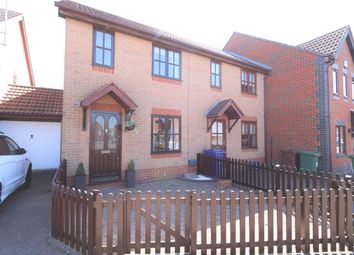 Thumbnail 2 bed end terrace house for sale in Gilbert Road, Chafford Hundred, Grays