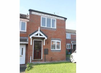 Thumbnail 2 bed end terrace house to rent in Bowbrook, Shrewsbury