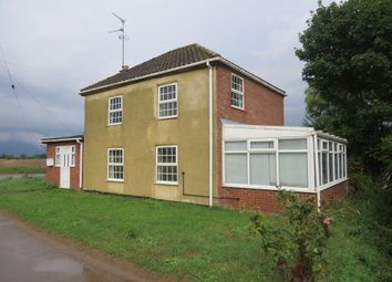 Thumbnail 3 bed detached house for sale in Green Lane, Moulton Seas End, Spalding