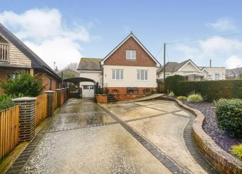 Thumbnail 3 bed detached house for sale in Northwood Avenue, Saltdean, Brighton, East Sussex