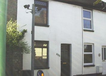 2 bed end terrace house to rent in Lower Rainham Road, Gillingham ME8