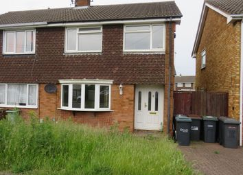 Thumbnail 3 bed semi-detached house for sale in Toddington Road, Luton