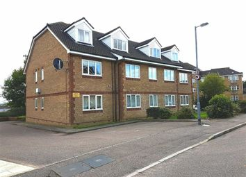Thumbnail 2 bedroom flat for sale in Keller Close, Stevenage, Herts