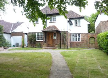 Thumbnail 3 bed detached house to rent in Nork Way, Banstead