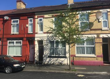 Thumbnail 3 bed terraced house for sale in Longden Road, Manchester