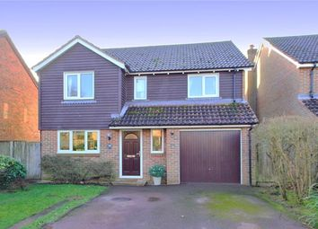 Thumbnail 4 bed detached house for sale in Nelson Close, Tangmere, Chichester