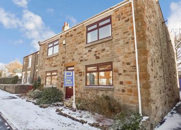 Thumbnail 4 bed semi-detached house for sale in Lanchester Road, Maiden Law, Lanchester, Durham