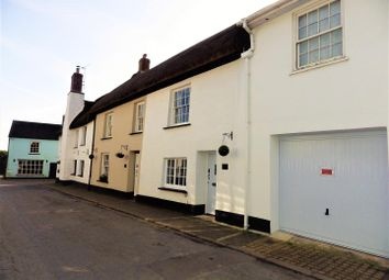 Thumbnail 3 bed cottage for sale in Saunders Mews, Barnstaple Street, Winkleigh