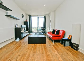 Thumbnail 1 bedroom flat to rent in Lighterman Point, 3 New Festival Avenue, London