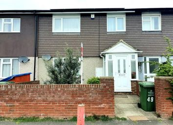Thumbnail 3 bed terraced house for sale in Glenmere, Vange, Basildon