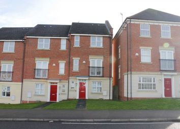 Thumbnail 5 bed town house to rent in Sandhills Avenue, Hamilton, Leicester