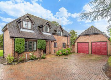 Thumbnail 5 bed detached house for sale in Round End, Wash Common