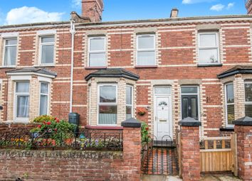 3 bed terraced house for sale in Buddle Lane, Exeter EX4