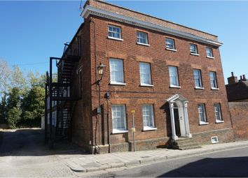 Thumbnail 2 bed flat for sale in High Street, Sittingbourne