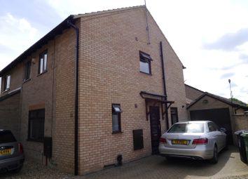 Thumbnail 2 bedroom semi-detached house to rent in Blackford, Kings Lynn