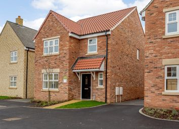 Thumbnail 4 bedroom detached house for sale in Begy Gardens, Greetham, Oakham