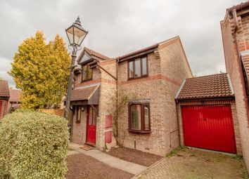 Thumbnail 3 bed detached house for sale in Meadowland, Chineham, Basingstoke