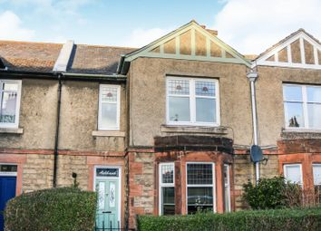 Thumbnail 3 bed terraced house for sale in Inveresk Road, Musselburgh