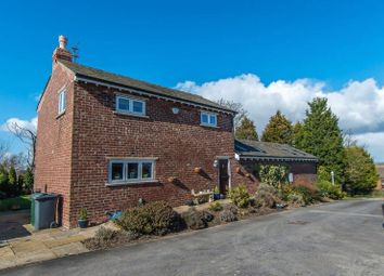 Thumbnail 3 bed detached house for sale in Marsh Road, Hesketh Bank, Preston
