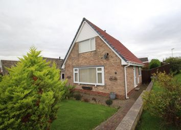 Thumbnail 3 bed bungalow for sale in Redcliffe Close, Cayton, Scarborough
