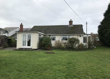 Thumbnail 2 bed bungalow for sale in Sunnycourt, Saltash, Cornwall